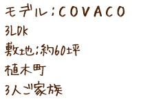 モデル:COVACO